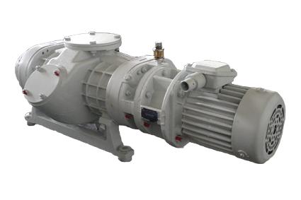 Насос вакуумный двухротрный тип Рутса НВД-200 (ДВН-50)